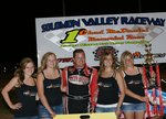 Chad McDaniel Memorial 06/04/2010 Feature Winner Brad Kuhn